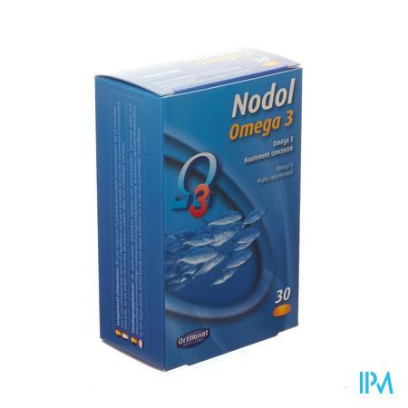 Orthonat Nodol Omega 3 30 capsules