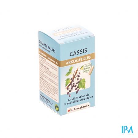 Arkogelules Cassis Vegetal 45 capsules