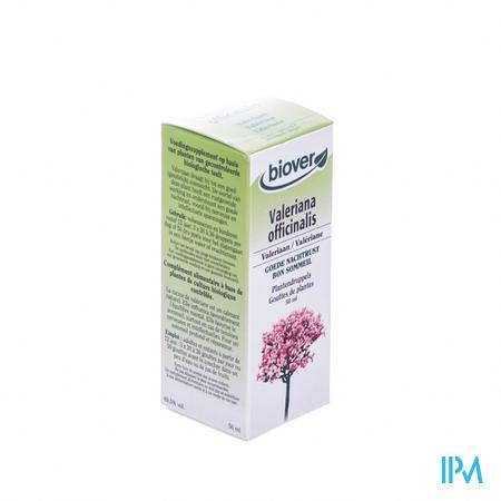 Biover Valeriana officinalis teinture 50 ml