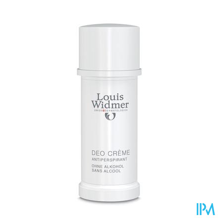 Widmer Deo Creme Parf 40ml