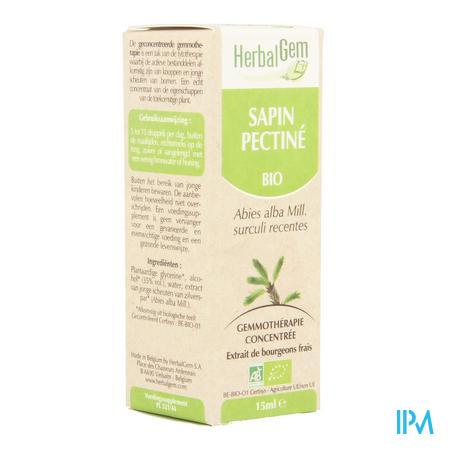 Herbalgem Sapin Pectine Macerat 15ml