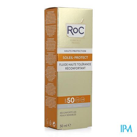 Roc Sol Protect High Toler.comf Fluid Ip50 Fl200ml