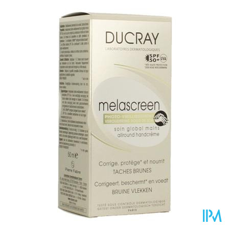 Ducray Melascreen Photo Aging Handcreme Verz. 50ml