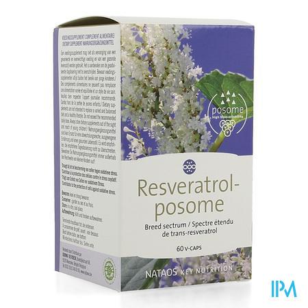 Resveratrol-posome V-caps 60