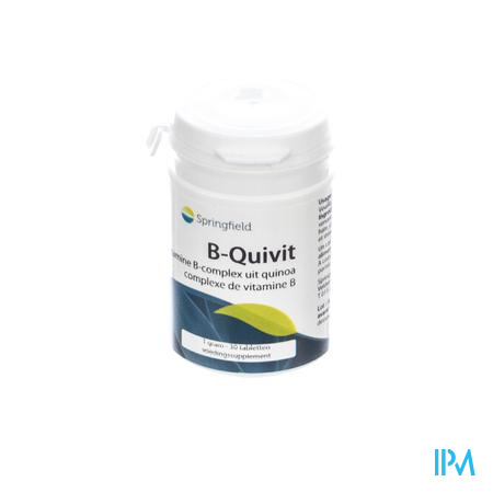 B-Quivit 30 tabletten