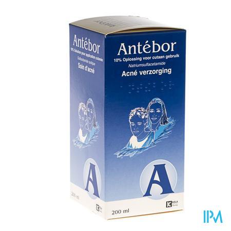 Antebor Sol. 200ml