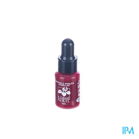 Lisandra Vernis A Ongles 13 Rouge 5 ml