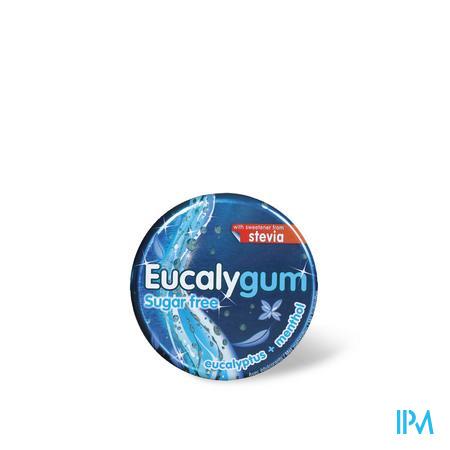 Eucalygum Gomme Pectorale A Sucer Sans Sucre 40 gr