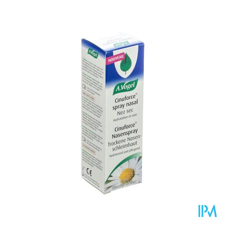 A.Vogel Cinuforce Spray Nasal Nez Sec 15 ml spray