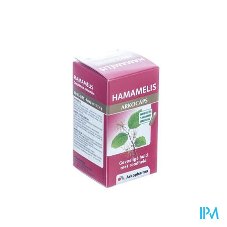 Arkocaps Hamamelis Plantaardig 45 capsules