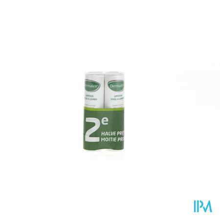 Dermalex Lipstick Promo 2ème à 50% 2 x 4 g