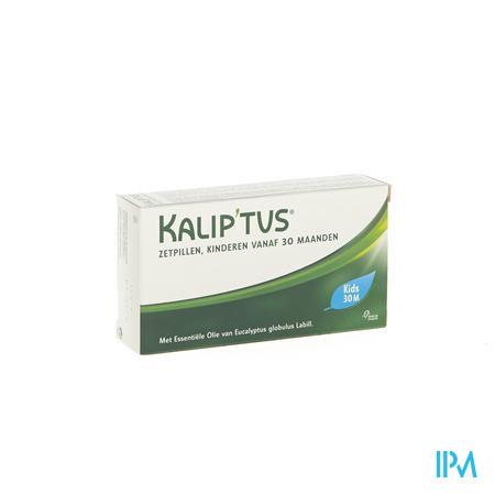 Kalip'tus Kids > 30 Maanden 10 stuks