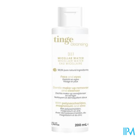 Tinge Micellair Water 3in1 200ml