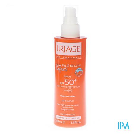 Uriage Bariesun Spray Kind Spf50+ 200 ml
