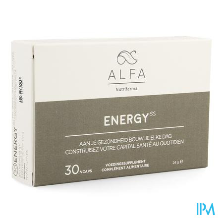 Alfa Energy V-caps 30