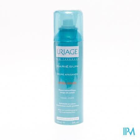 Afbeelding Uriage Bariésun After Sun Mist voor Verhitte Huid voor Gelaat en Lichaam Spray 150 ml.
