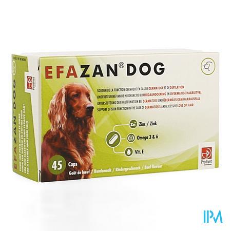 Efazan Dog Caps 45