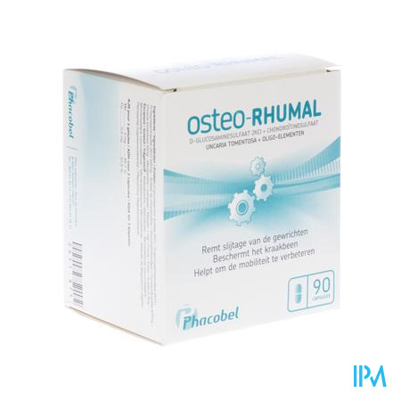 Osteo Rhumal Gel 90 capsules
