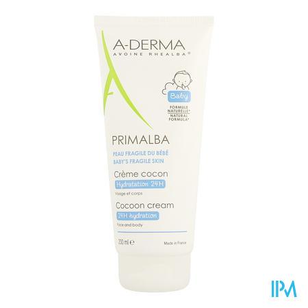 Aderma Primalba Creme Cocon Douceur 200 ml  -  Aderma - Pierre Fabre