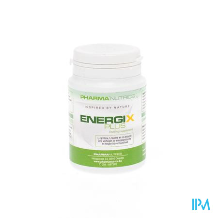 Energix Plus Comp 30 Pharmanutrics
