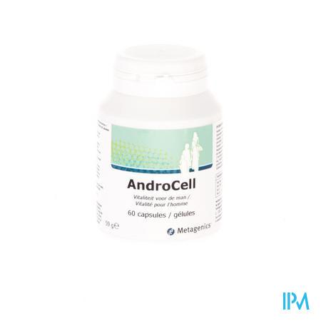 Androcell Capsule 60 Biodyn Metagenics