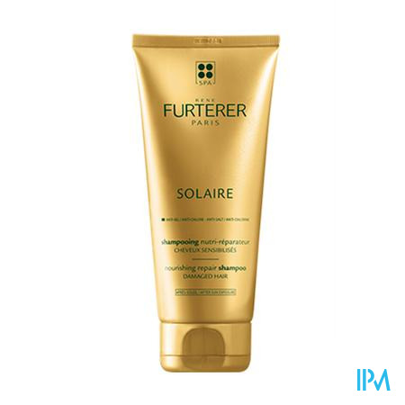 Rene Furterer After Sun Shampoo Herstellend 200 ml