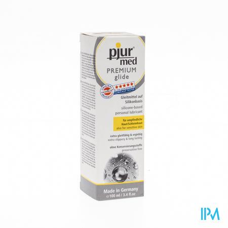 Pjur Med Premium Glide Glijmiddel 100 ml