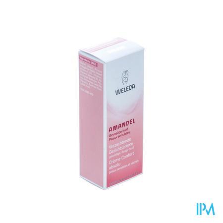 Weleda Amandel Verzachtende Gezichtscrème 30 ml