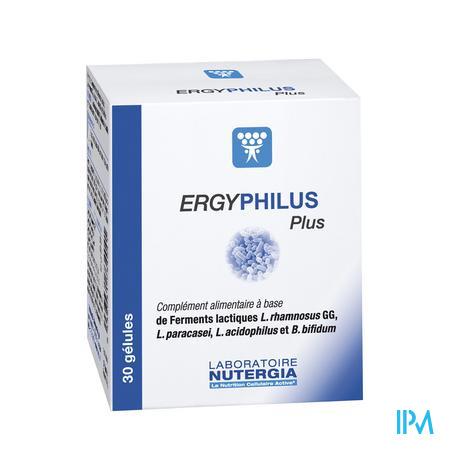 Ergyphilus Plus Gel 30