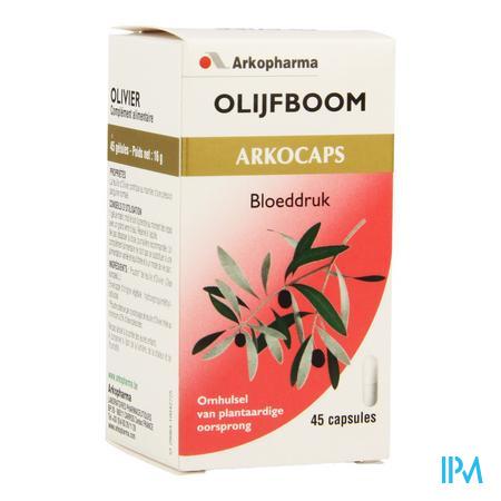 ArkoCapsule Olijfboom Plantaardig 45