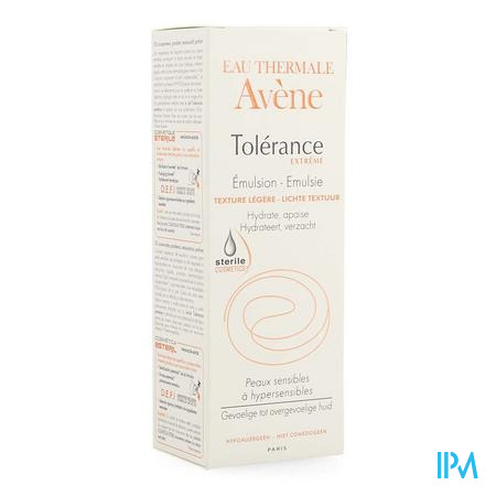 Avene Tolerance Extreme Emulsie verzachtend en anti-irriterend 50ml