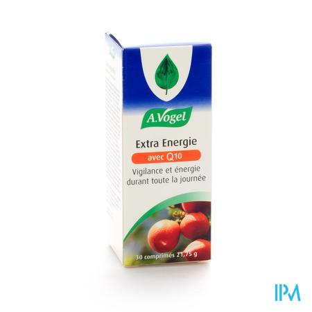 A.Vogel Extra Energie 30 comprimés
