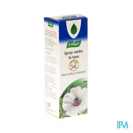 Vogel Hoestspray Droge Hoest-kriebelhoest 30ml
