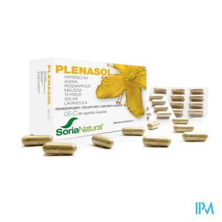 Soria 5 - C Plenasol 60 capsules