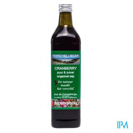 Skylge Cranberry Sap Ongezoet 750 ml