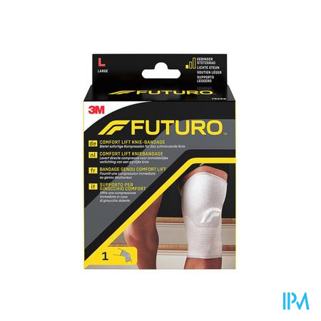 Futuro Comfort Lift Knee Large 76588  -  3M