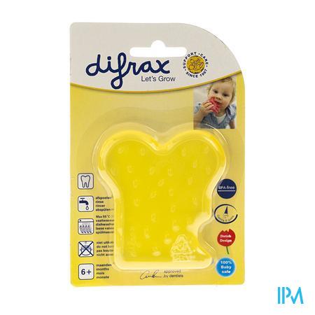 Afbeelding Difrax bijtspeeltje funny food.