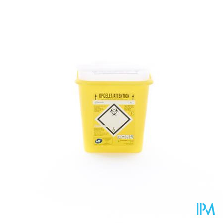 Sharpsafe Naaldcontainer 4L 4100 1 stuk