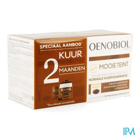 Oenobiol Mooie Teint Caps 2x30 Nf