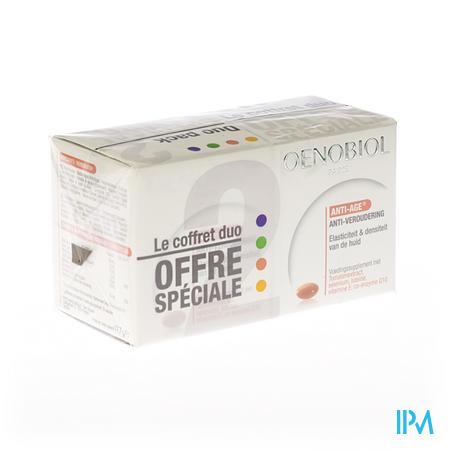 Oenobiol Anti-rimpel Q10 Duopack Caps 2x30