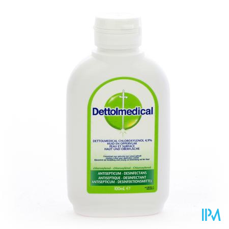 DettolMedical Chloroxylenol 4.9% 100 ml