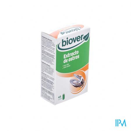 Biover Extrait D'huîtres 45 comprimés