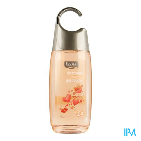 Bodysol Kids Shower 2in1 Sweet Love 250ml