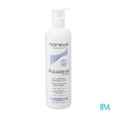 Aquareva Lichaamsmelk Hydra 24u Pompfl 400ml