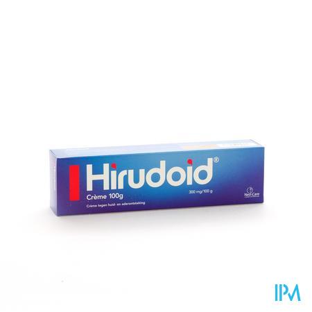 Hirudoid 300mg/100g Creme 100g