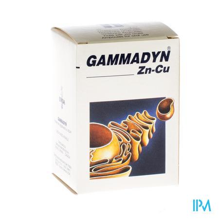 Gammadyn Ampullen 30 X 2 ml Zn-cu  -  Unda - Boiron