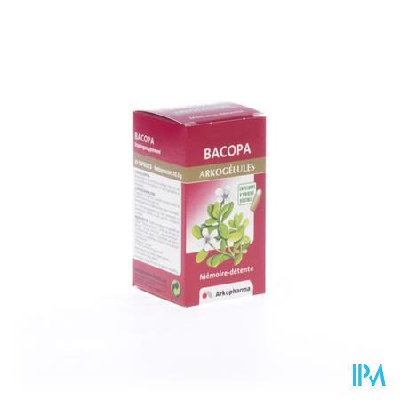 Arkogélules Bacopa Vegetale 45 capsules