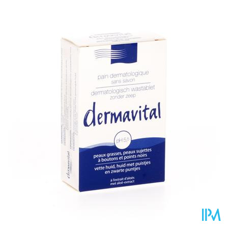 DERMAVITAL TOILETSTUK DERMATO VH 100G
