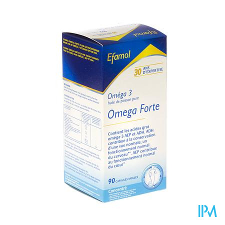 Efamol Omega 3 Forte 90 capsules