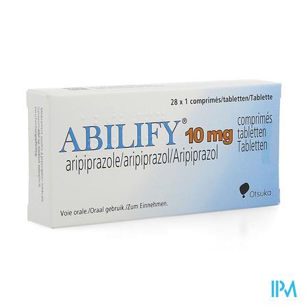 Abilify 10mg Orifarm Comp 28 X 10mg